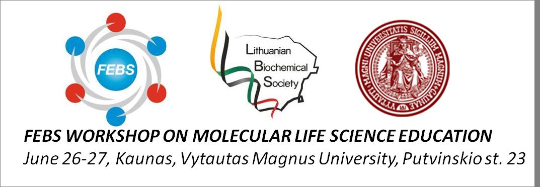 FEBS workshop on molecular life science education